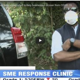 SME Response Clinic on RwandaTV