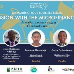 Microfinance Sector